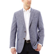 Stafford® Signature Linen-Cotton Sport Coat