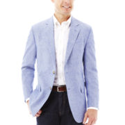 Stafford® Signature Linen-Cotton Sport Coat