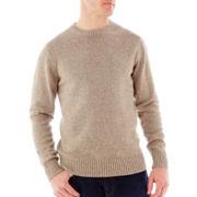 St. John's Bay® Long-Sleeve Chunky Sweater