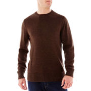 St. John's Bay® Long-Sleeve Chunky Sweater