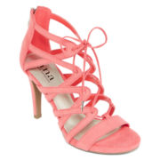 a.n.a® Willa Lace-Up Pumps