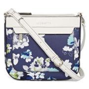 Liz Claiborne® Melanie Crossbody Bag