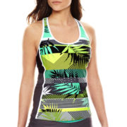 Zeroxposur® Sway Sport Tankini Swim Top