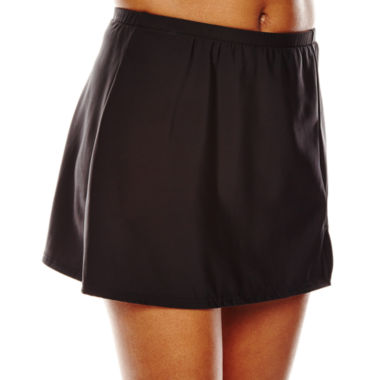 jcpenney.com | Fit Fix Pull-On Skirt Swim Bottoms