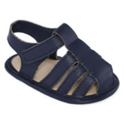 Okie Dokie® Fisherman Sandals - Baby Boys