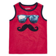 Arizona Graphic Tank Top - Toddler Boys 2t-5t
