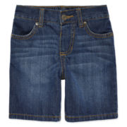 Arizona Denim Shorts - Toddler Boys 2t-5t