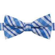 IZOD® David Plaid Pre-Tied Bow Tie