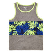Arizona Pieced Tank Top - Preschool Boys 4-7