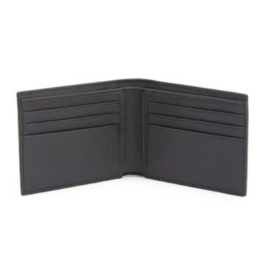 jcpenney.com | Royce® Saffiano Leather Hipster Bifold Wallet
