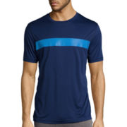 Xersion™ Short-Sleeve Reflective Stripe Tee