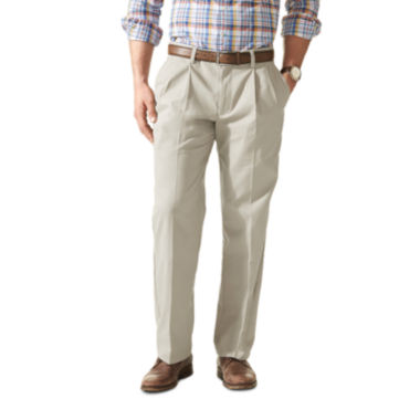 jcpenney.com | Dockers® Pleated Easy Khaki Pants - Big & Tall