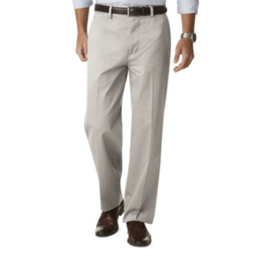 jcpenney.com | Dockers® Signature Classic-Fit Flat Front Pants - Big & Tall