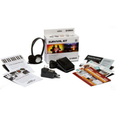 jcpenney.com | Yamaha Survival Kit and Accessory Pack for Keyboards