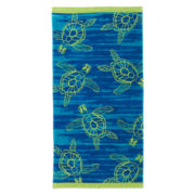 Outdoor Oasis™ Turtles Beach Towel