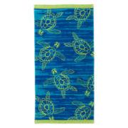 Outdoor Oasis™ Turtles Beach Towel