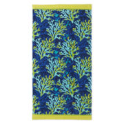 Outdoor Oasis™ Coral Beach Towel