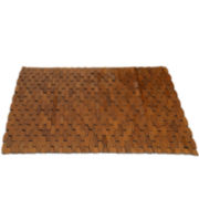 Fiji Wood Bath Mat