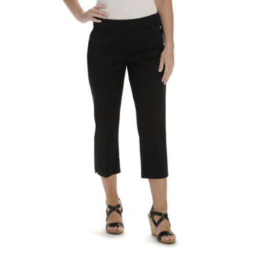 jcpenney.com | Lee® Natural Fit Kennedy Pull On Capri