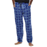 Stafford® Microfleece Pajama Pants