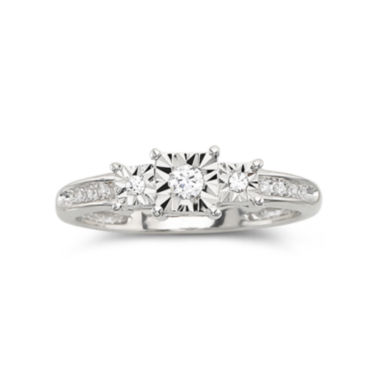jcpenney.com | 1/10 CT. T.W. Diamond Promise Ring