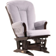 Dutailier® Sleigh Glider - Light Gray