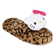 Hello Kitty® Plush Slippers