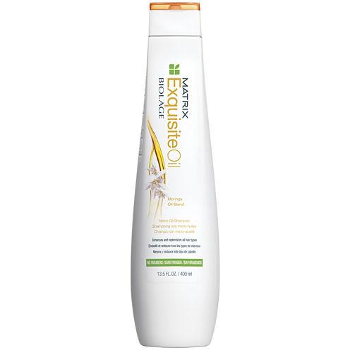 Matrix® Biolage Exquisite Oil Shampoo - 13.4 Oz.