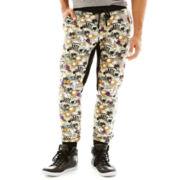 Ecko Unltd.® Printed Fleece Jogger Pants