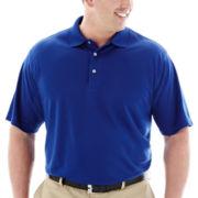 PGA TOUR® Airflux™ Solid Polo–Big & Tall