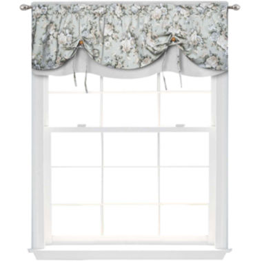 jcpenney.com | Versa-Tie® Bella Rose Rod-Pocket Valance