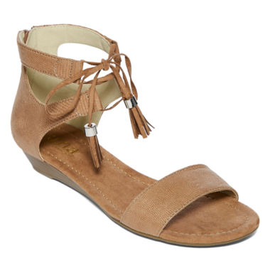 jcpenney.com | a.n.a Dillon Womens Flat Sandals