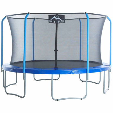jcpenney.com | SKYTRIC 13 ft Trampoline with Top Ring Enclosure System