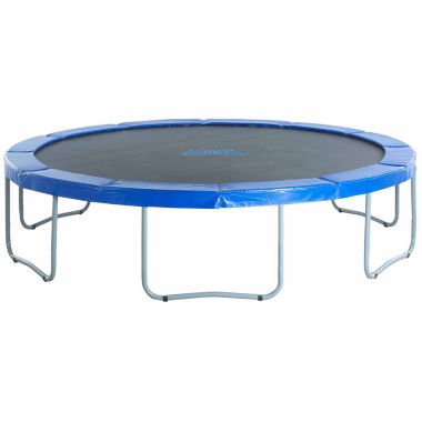 jcpenney.com |  Upper Bounce 14 ft Round Trampoline With Blue Safety Pad