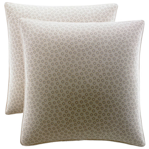 Stone Cottage Belvedere Damask Euro Pillow