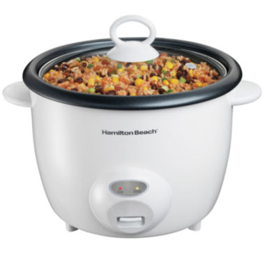 jcpenney.com | Hamilton Beach® Rice Cooker & Food Steamer
