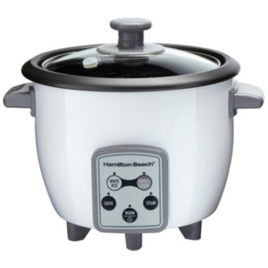 jcpenney.com | Hamilton Beach® Digital Rice Cooker