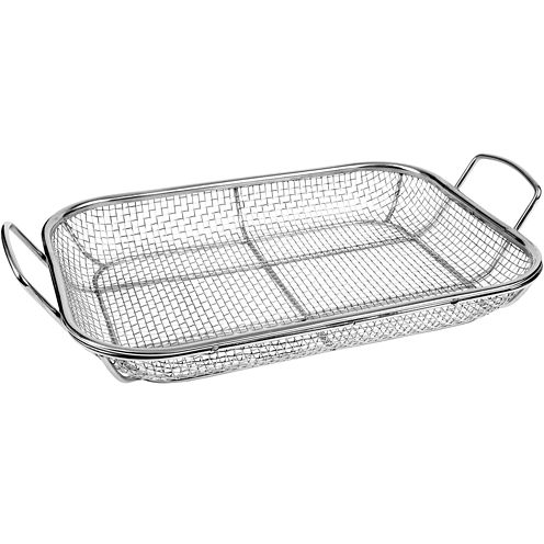 Charcoal Companion® Wire Mesh Roasting Pan