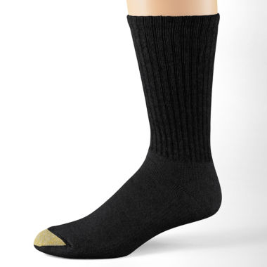 jcpenney.com | Gold Toe® 3-pk. Ultra Crew Socks
