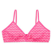 Total Girl® V-Neck Bra - Girls 10-16