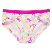 Total Girl® Butterfly Hipster Panties – Girls 4-16