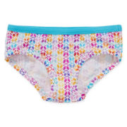 Total Girl® Multi-Peace Hipster Panties – Girls 4-16