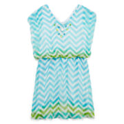 Speechless® Jeweled Chevron Dress - Girls 7-16