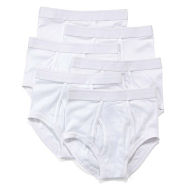 jcpenney.com | Arizona 6-pk. Briefs - Boys 2-20