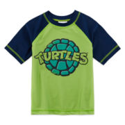 Teenage Mutant Ninja Turtles Rash Guard – Boys 2t-5t