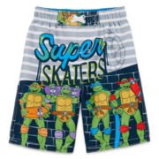 Teenage Mutant Ninja Turtles Swim Trunks - Toddler Boys 2t-5t