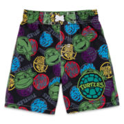 Teenage Mutant Ninja Turtles Swim Trunks - Boys 2t-5t