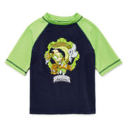 Skylanders Rash Guard - Boys 4-7