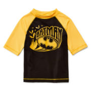 Batman Rash Guard - Boys 4-7