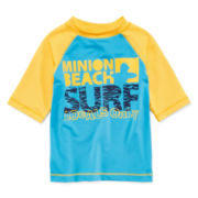 Despicable Me Rash Guard – Boys 4-7